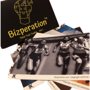 Bizperation™ Toolkit Cards by WEWW Member Kristy Jackson
