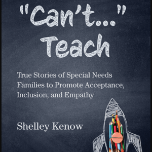 Those who Can't Teach - book by WEW Member Shelley Kenow