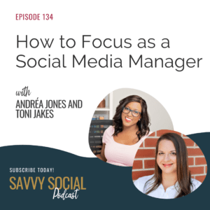 Savvy Social Podcast Square